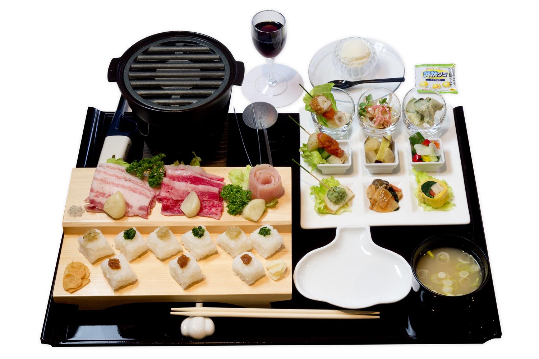 2016年度 田子ガーリックステーキごはん